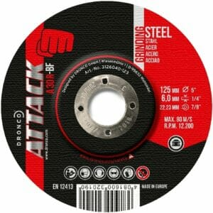 3116040123 Dronco Attack Grinding Disk