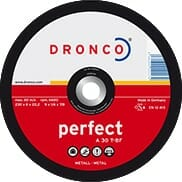 Dronco Abrasives cutting & grinding
