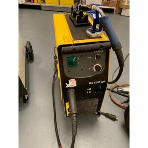 Esab Origo C251 Mig welder - Hire Machine