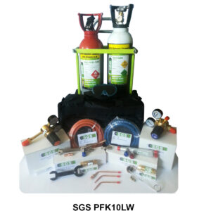 SGS Gas cutting and welding kit